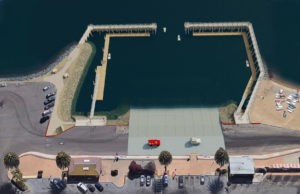 Shelter Island Ramp Improvements google earth view