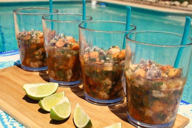 Rockfish Yum-Bang Ceviche Recipe
