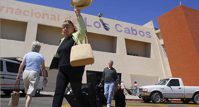 Cabo San Lucas international airport