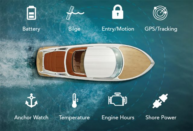 Siren Marine Launches Next Wave Of Connected Boat Technology