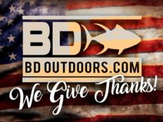Memorial Day bdOutdoor thanks