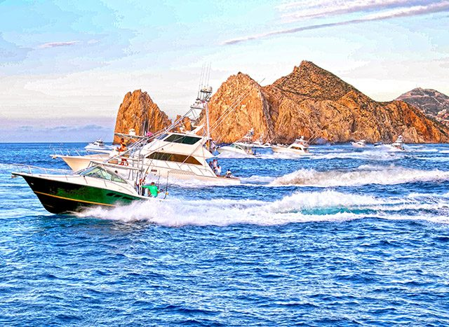 Fishing boat in Mexico - getting permits fish mexico