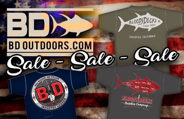Swag Sale bdoutdoor Fishing products - BD Swag Memorial Day Sale