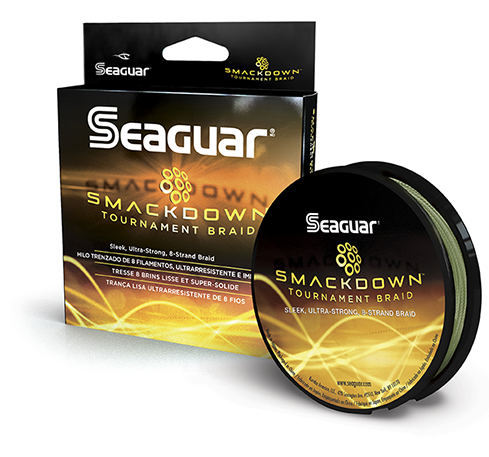 Seaguar Smackdown Braid Father's day Bdoutdoor Gift