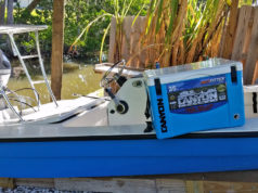 Canyon Coolers for fishing