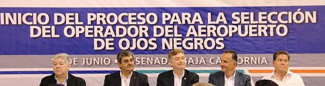 """Baja Norte state governor Francisco """"Kiko"""" Vega"""