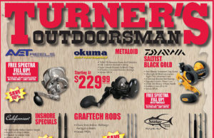 turner's weekly turner's outdoorsman stores