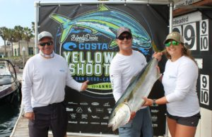 Yellowtail Shootout Tournament