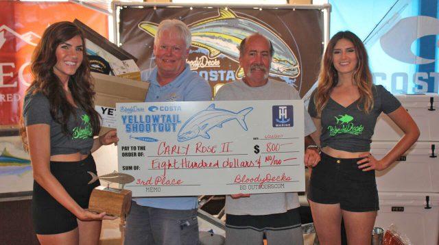 Fish Tournament winner