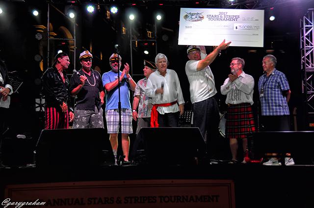 Stars & Stripes tournament