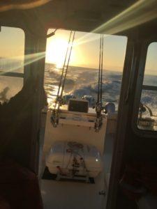 albacore fishing Boat