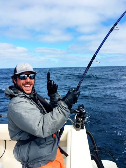 albacore fishing report