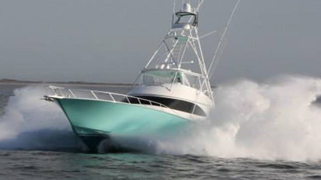 marlin tournament boat