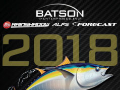 Batson, Rainshadow, ALPS & Forecast 2018 Catalog