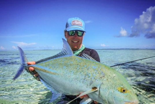Simms At ICAST