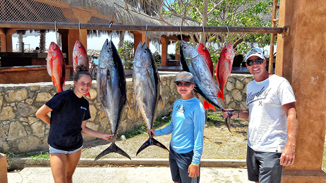 Baja Sportfishing Ocean temperatures