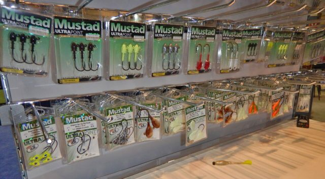 mustad jigheads - Yellowtail Fishing Tips