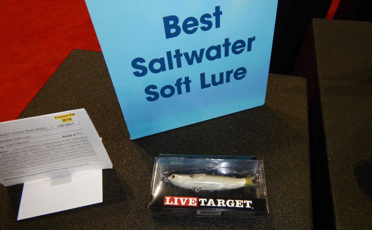 Hollow Mullet Soft Lure