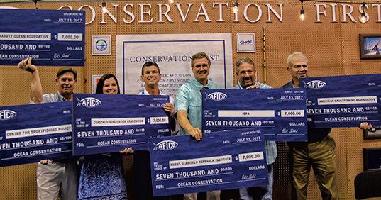 American Fishing Tackle Company prizes fishing
