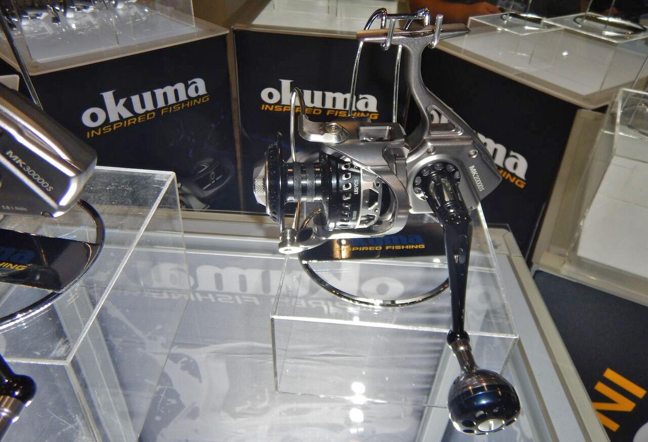 Makaira spinning