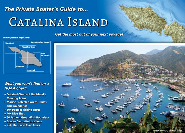 Private boater 39 s guide to catalina island bd outdoors for Catalina island fishing report