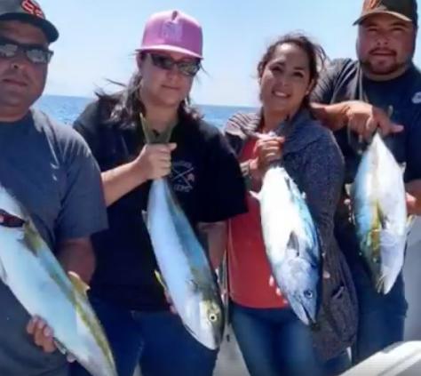 Baja fishing