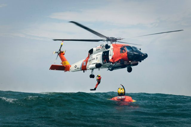 uscg rescue - Coast Guard Foundation