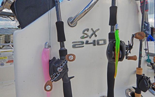 13 Fishing reels