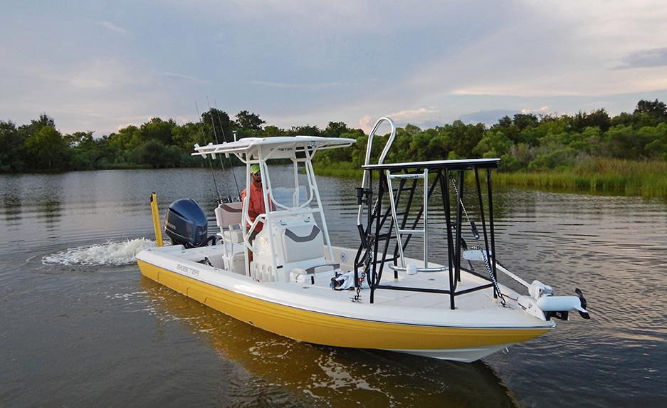Skeeter yamaha boating