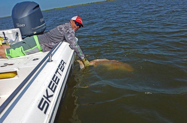 Louisiana fishing