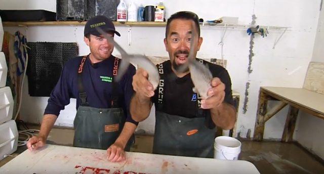rigging teaser mackerel