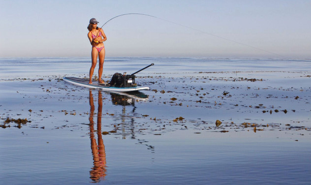 For the love of paddleboard fishing bd outdoors for Fishing paddle boards