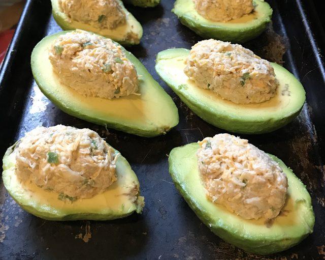 fried avocados
