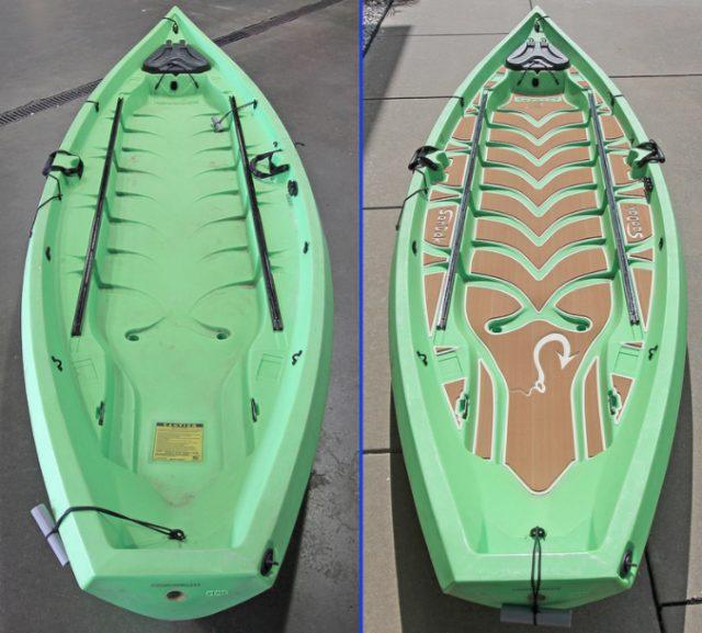 SeaDek Kayak Kit