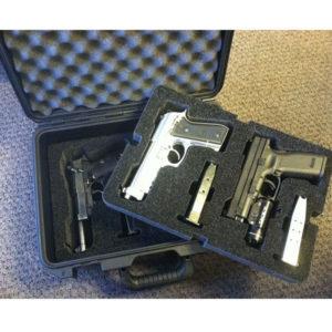 Pelican Pistol case