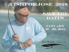 #FishForJose Jose Wejebe Spanish Fly Memorial Tournament 2018