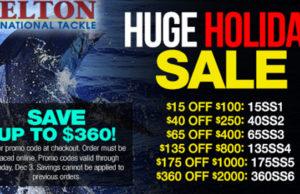 Melton Holiday Sale