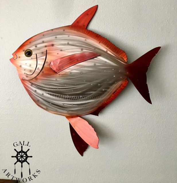 Stainless Opah
