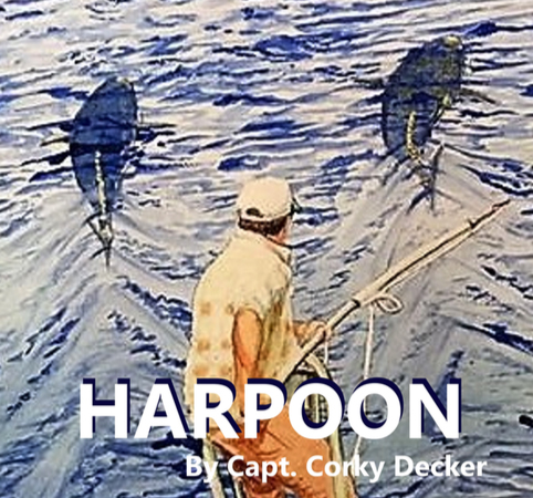 harpoon book - Book Bluefin Harpoon Fishery