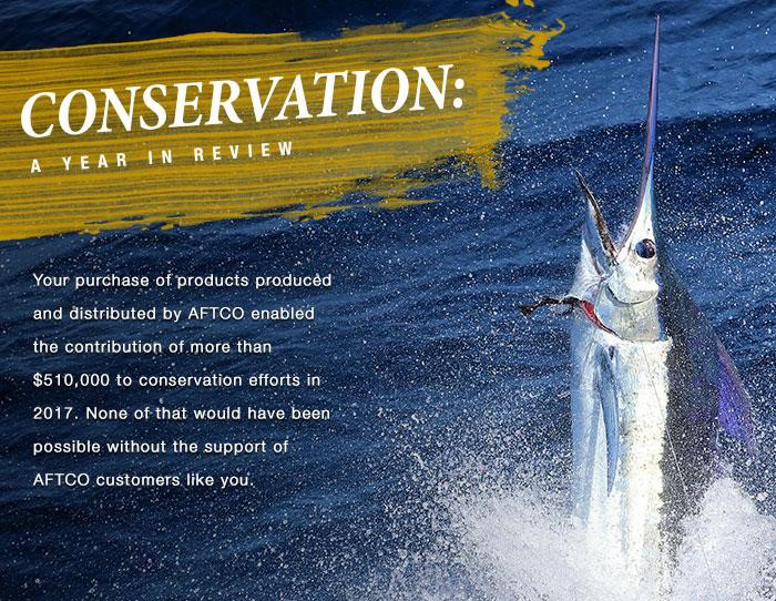 AFTCO conservation