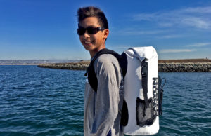 Quest backpack cooler