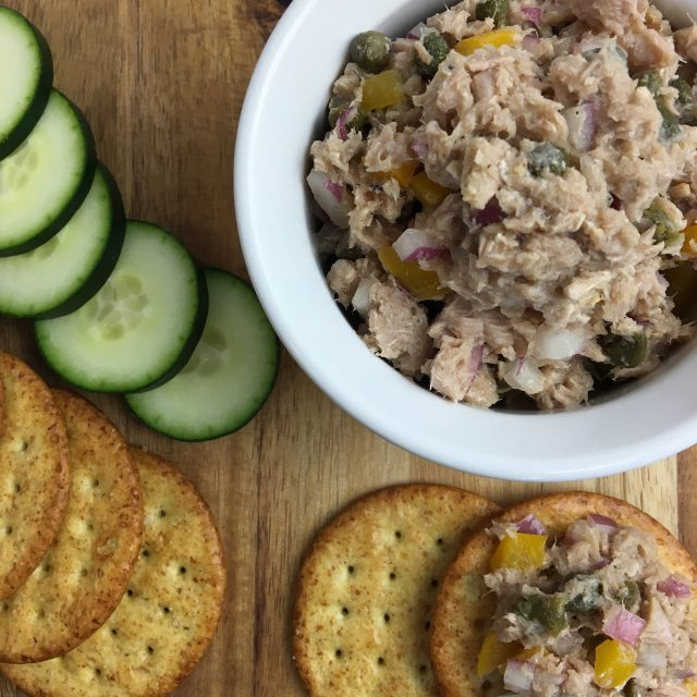 Portuguese Tuna Salad Recipe