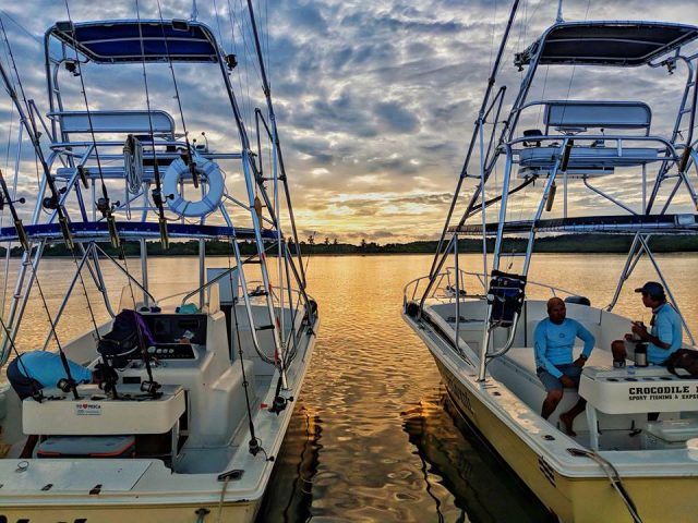 February Costa Rica fishing report from Crocodile Bay Resort