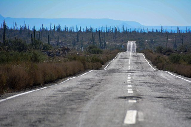 baja roads