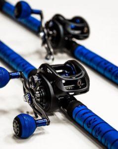 ba282e903b8 Daiwa's LEXA-WN series reels and the new Proteus rods.
