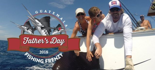 Fathers Day Fishing Frenzy