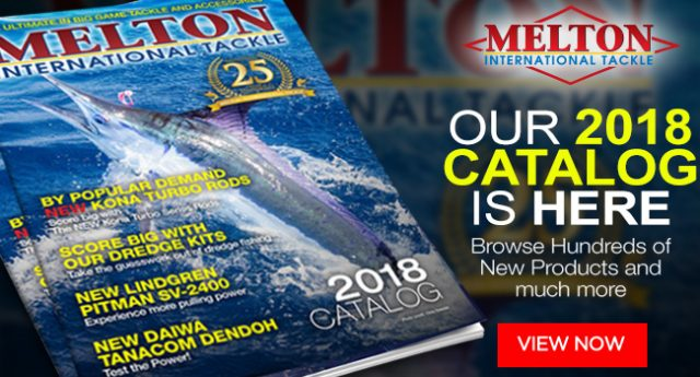 Melton International Tackle 2018 Master Catalog