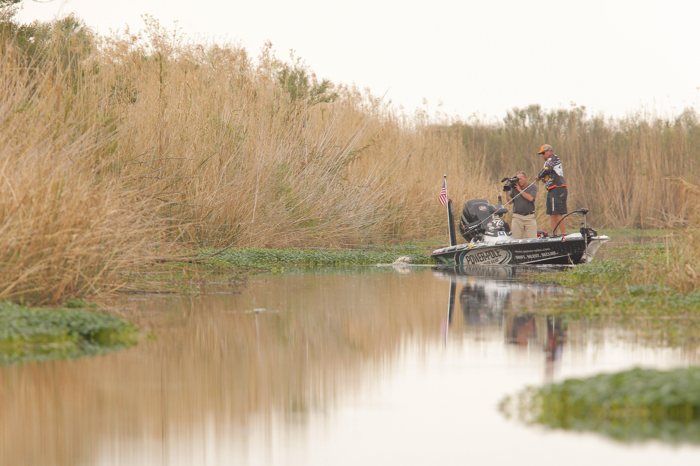 Louisiana Legislators Waterways