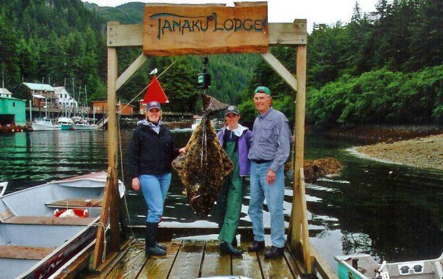 halibut fishing Alaska charters