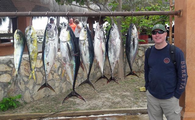 Spring Break Baja Fishing Report